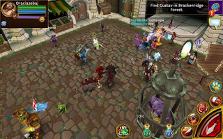 Arcane Legends MMO RPG