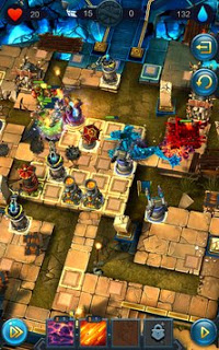 Defenders 2 Tower Defense CCG