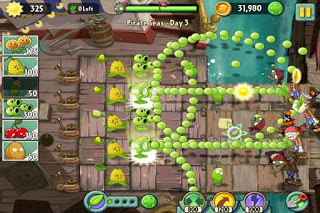 Plant vs Zombies 1 dan 2