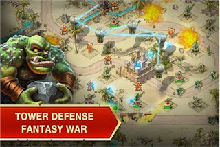 Toy Defense Fantasy Tower TD
