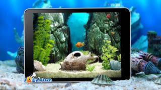 iQuarium – virtual fish