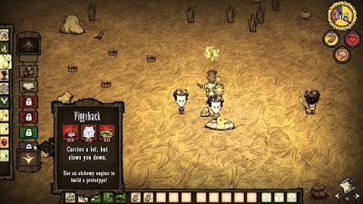 Don't Starve Pocket Edition dan Shipwrecked