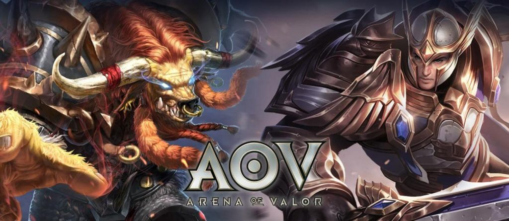 Garena AOV – Arena of Valor